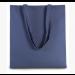 Sac tote bag shopping basic KI0223 - Iris Blue - 38 x 42 cm