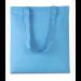Sac tote bag shopping basic KI0223 - Lagoon - 38 x 42 cm