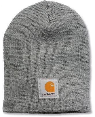 Bonnet tricoté CARA205 - Heather Grey