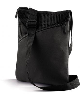 Sac bandoulière pour tablette / documents KI0304 - Black