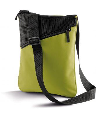 Sac bandoulière pour tablette / documents KI0304 - Burnt Lime