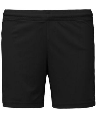 Short de jeu femme PA1024 - Black