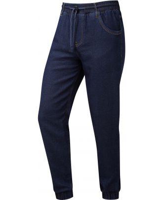 Pantalon de chef artisan PR556 - Indigo Denim