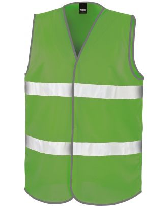 Gilet haute visibilité CORE R200XEV - Lime