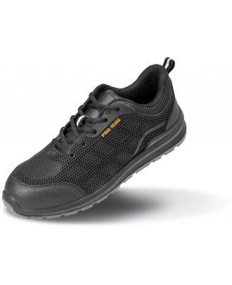 """Chaussures de sécurité """"SAFETY TRAINER"""" R456X - Black"""