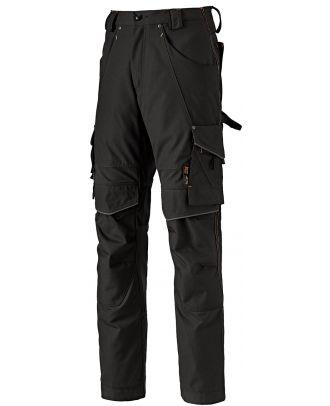 Pantalon de travail INTERAX TIM0A4QTA - Black