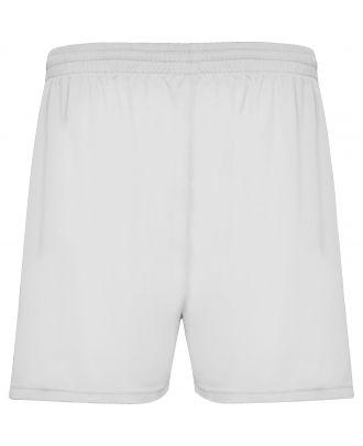 Short sport CALCIO blanc