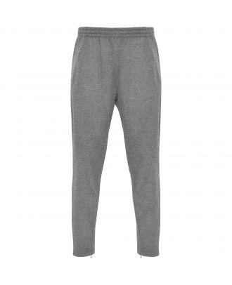 Pantalon sport coupe slim ASPEN gris chiné