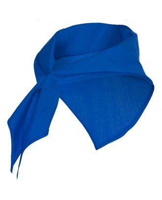 Bandana JARANERO bleu royal