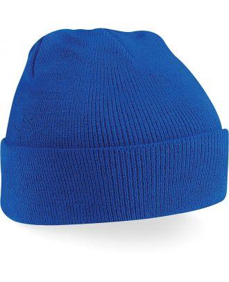 Bonnet original à revers B45 - Bright Royal-One Size