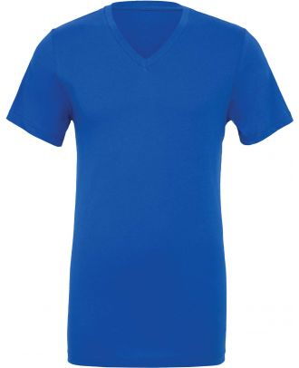 T-shirt homme col V BE3005 - True Royal Blue