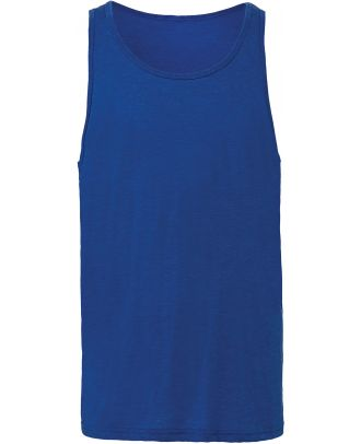 Débardeur unisexe BE3480 - True Royal Blue