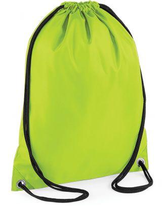 Sac Gymsac Budget - Lime Green