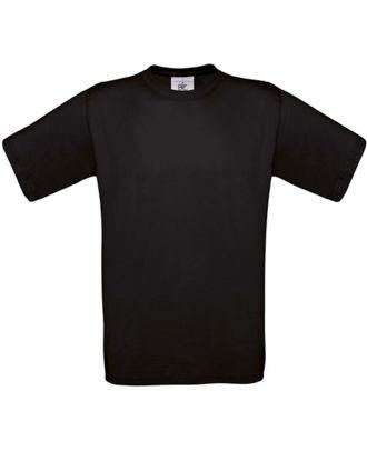 T-shirt enfant manches courtes exact 150 CG149 - Black
