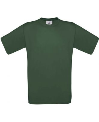 T-shirt enfant manches courtes exact 150 CG149 - Bottle Green
