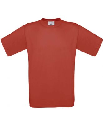 T-shirt enfant manches courtes exact 150 CG149 - Red
