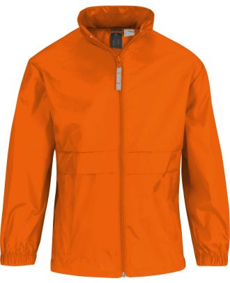 Coupe vent enfant sirocco JK950 - Orange