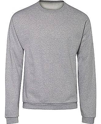 Sweatshirt col rond ID.202 WUI23 - Heather Grey recto