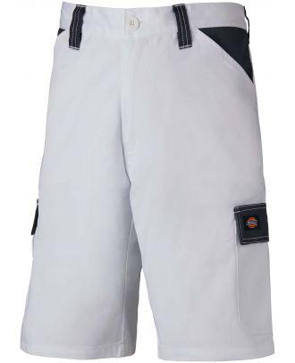 Short Everyday ED247SH - White / Grey de travers