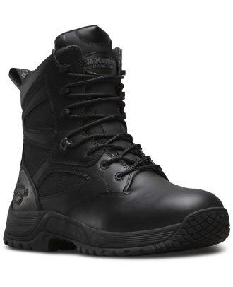 Chaussures de sécurité SKELTON - Black de travers