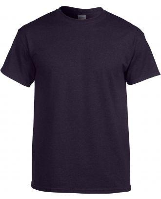 T-shirt homme manches courtes Heavy Cotton™ 5000 - Blackberry