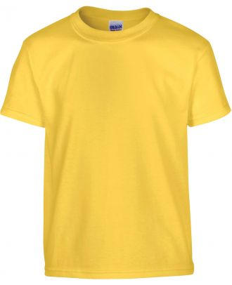 T-shirt enfant manches courtes heavy 5000B - Daisy