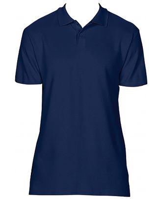 Polo homme Softstyle double piqué GI64800 - Navy