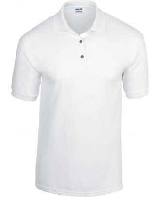 Polo homme jersey DryBlend® 8800 - White