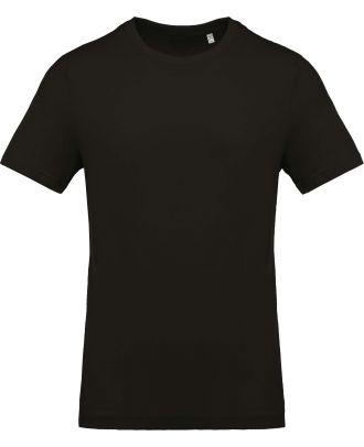 T-shirt homme col rond manches courtes K369 - Dark Grey
