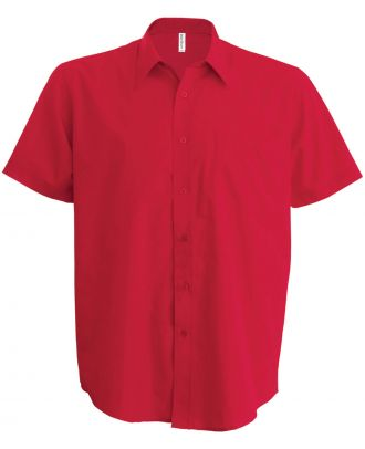 Chemise manches courtes Ace K551 - Classic Red