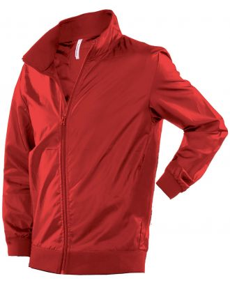 Blouson coupe vent K604 - Red
