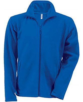 Veste enfant micropolaire zippée K920 - Royal Blue
