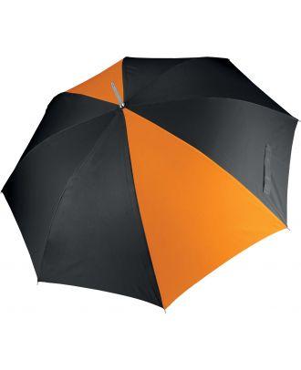 Parapluie de golf KI2007 - Black / Orange