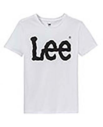 T-shirt homme logo LEE L62 - White