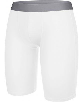 Sous-short long sport PA007 - White