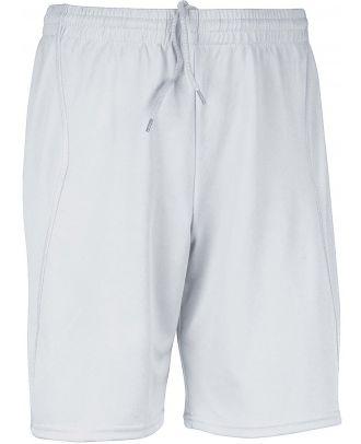 Short de sport PA101 - White
