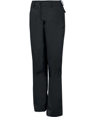 Pantalon femme golf PA175 - Black
