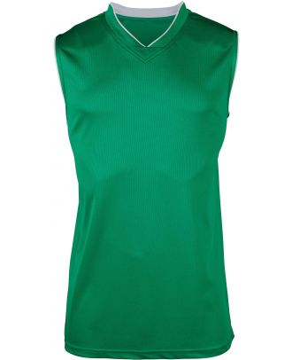 Maillot Basket-ball homme PA459 - Dark Kelly Green
