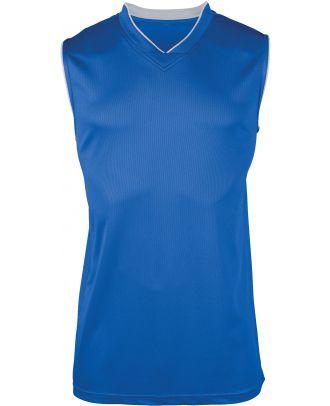 Maillot Basket-ball enfant PA461 - Sporty Royal Blue