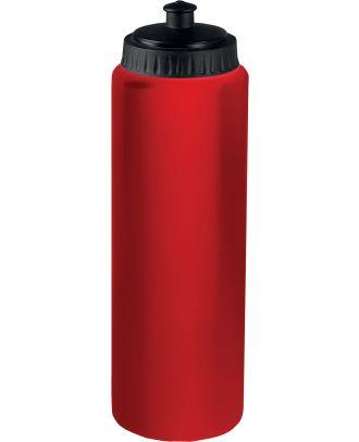 Gourde de sport 1000 ML PA560 - Red