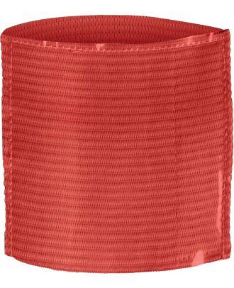 Brassard porte étiquette élastique PA678 - Sporty Red