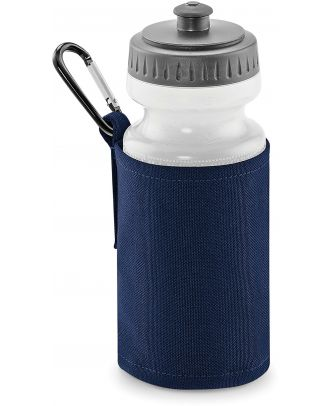 Bouteille & porte bouteille QD440 - French Navy