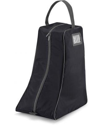 Sac à bottes QD86 - Black / Graphite Grey