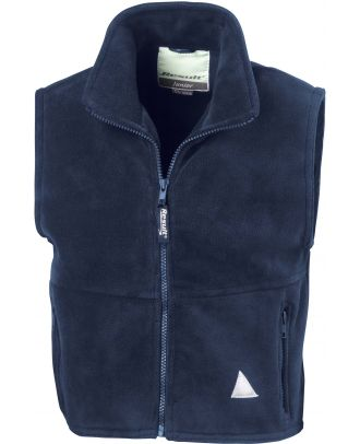 Bodywarmer enfant POLARTHERM™ R37J - Navy