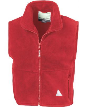 Bodywarmer enfant POLARTHERM™ R37J - Red