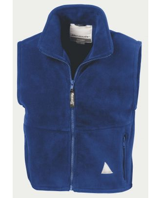 Bodywarmer POLARTHERM™ R37A - Royal Blue