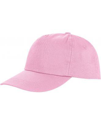 Casquette 5 panneaux Houston RC080X - Pink