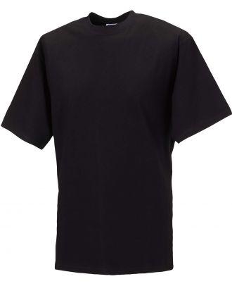 T-shirt col rond classic ZT180 - Black