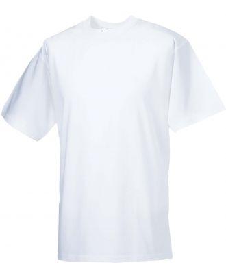 T-shirt classic heavy ZT215 - White
