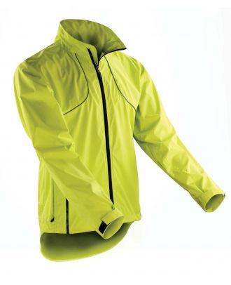 Veste zippée Crosslite S185X - Neon Lime